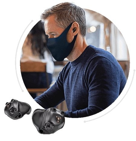 Hearing Aids Made For Face Masks