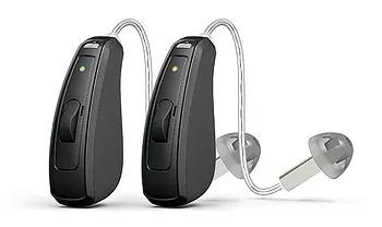 behind ear hearing aids